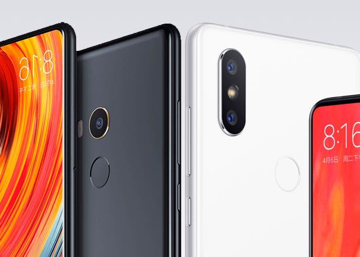 Xiaomi Mi MIX 2S vs Xiaomi Mi MIX 2, ¿qué ha cambiado?