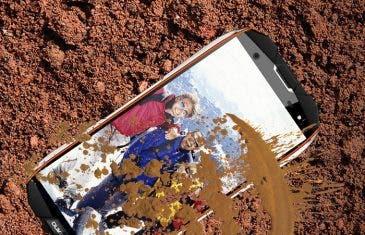Ya puedes comprar el Oukitel WP5000, uno de los móviles más resistentes del mundo