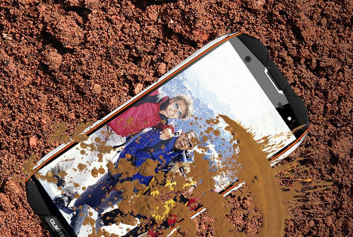 Oukitel WP5000, el nuevo smartphone que lo resiste todo