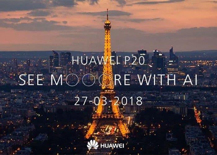 Nuevos videos promocionales del Huawei P20 confirman la disposición de sus cámaras