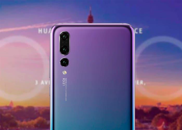Huawei P20, P20 Lite y P20 Pro: esta es su mayor filtración hasta la fecha
