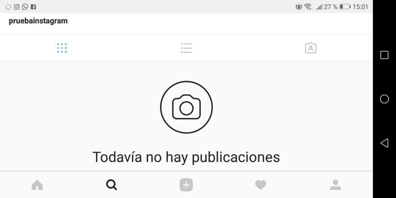 me han bloqueado en instagram