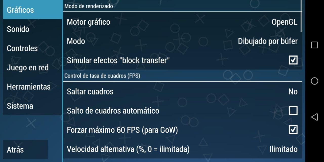 ppsspp para android