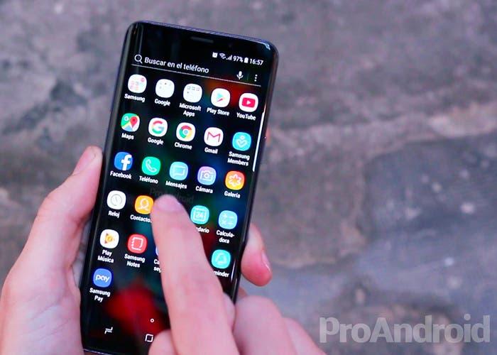 El Samsung Galaxy S9 es más lento que el iPhone X pero tiene una explicación