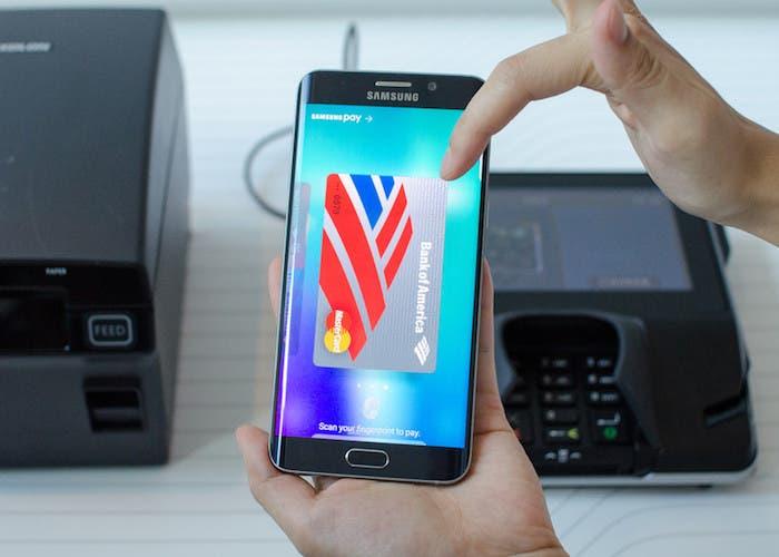 Cómo usar Samsung Pay en un teléfono Samsung de importación
