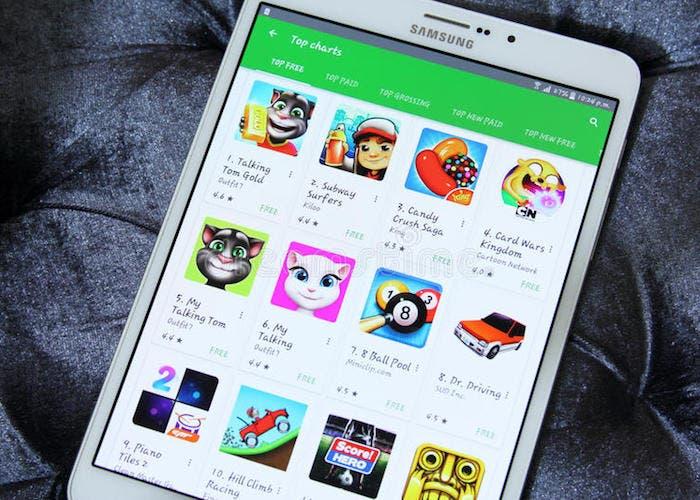 Cómo borrar varias aplicaciones a la vez desde Google Play