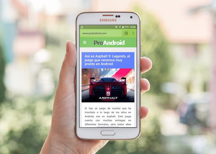 Cómo ver la velocidad de conexión a Internet en la barra de notificaciones de Android