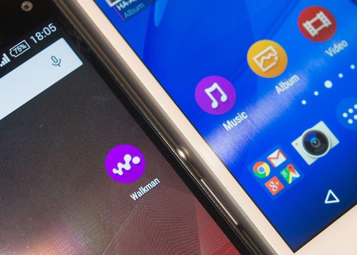 Cómo tener el reproductor de música de Sony en cualquier smartphone