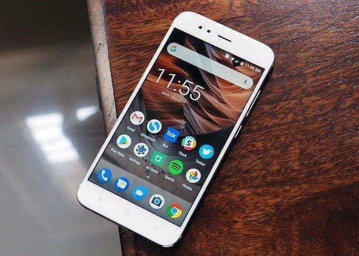 La actualización del Xiaomi Mi A1 a Android 8.1 Oreo paralizada por errores