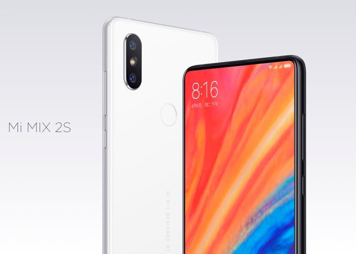 Descarga los fondos de pantalla del Xiaomi Mi MIX 2S