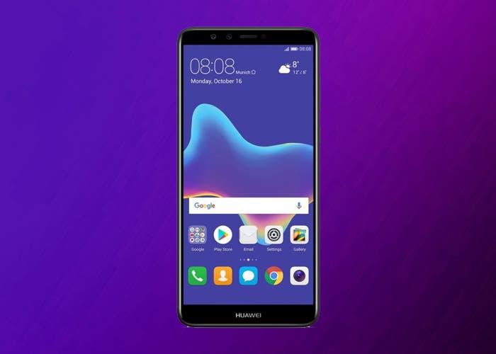 Se presenta oficialmente el nuevo Huawei Y9, el rival del Mate 10 Lite
