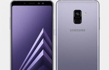Filtradas las características de los Samsung Galaxy A6 y A6+