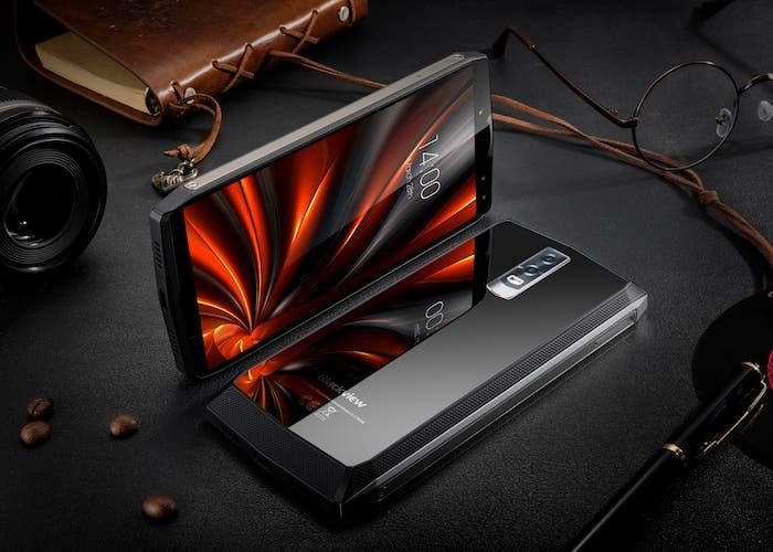 El Blackview P10000 Pro se proclama como el smartphone con mejor autonomía de la actualidad