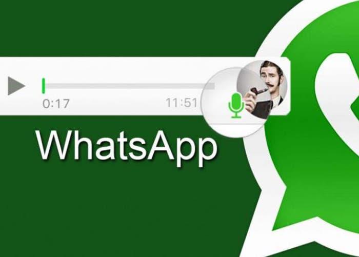 Cómo enviar notas de voz en WhatsApp sin tener que mantener la pulsación