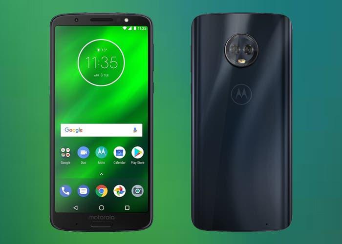 Se presenta el nuevo Motorola Moto G6 Plus, el hermano mayor de la gama G