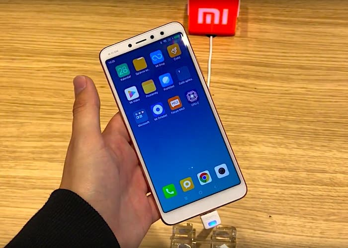 Aparece el primer video real del Xiaomi Redmi S2