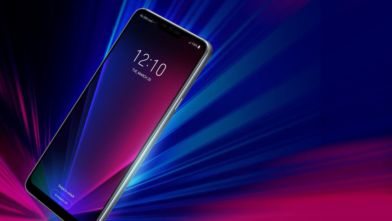 Así sería el nuevo LG G7 ThinQ, con notch y botón dedicado a su asistente