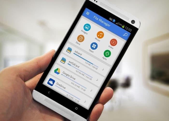 Top 3 de los mejores exploradores de archivos de Android