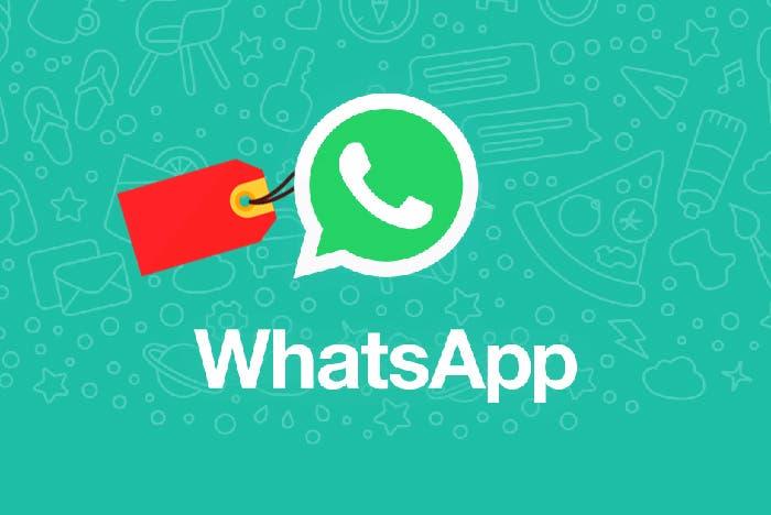Las etiquetas llegan a los mensajes de WhatsApp para Android