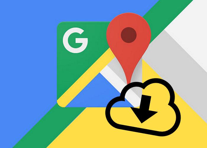 Cómo descargar mapas en la tarjeta SD para verlos offline en Google Maps