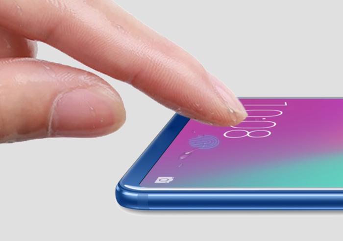 El Honor 10 podría tener una variante con sensor de huellas bajo la pantalla