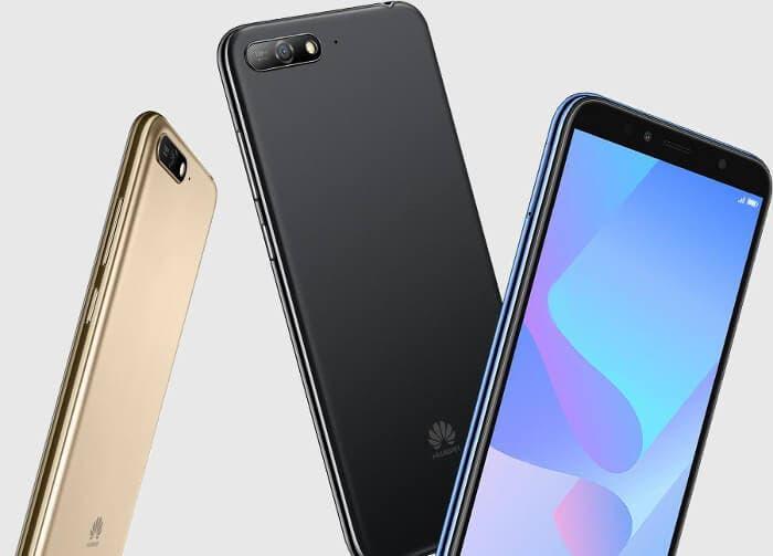 El Huawei Y6 2018 ya es oficial: procesador Qualcomm y Android Oreo con un precio muy bajo