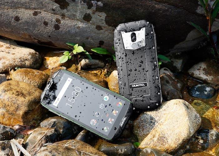 El smartphone más resistente del mundo por poco más de 200 euros con esta oferta del Oukitel WP5000