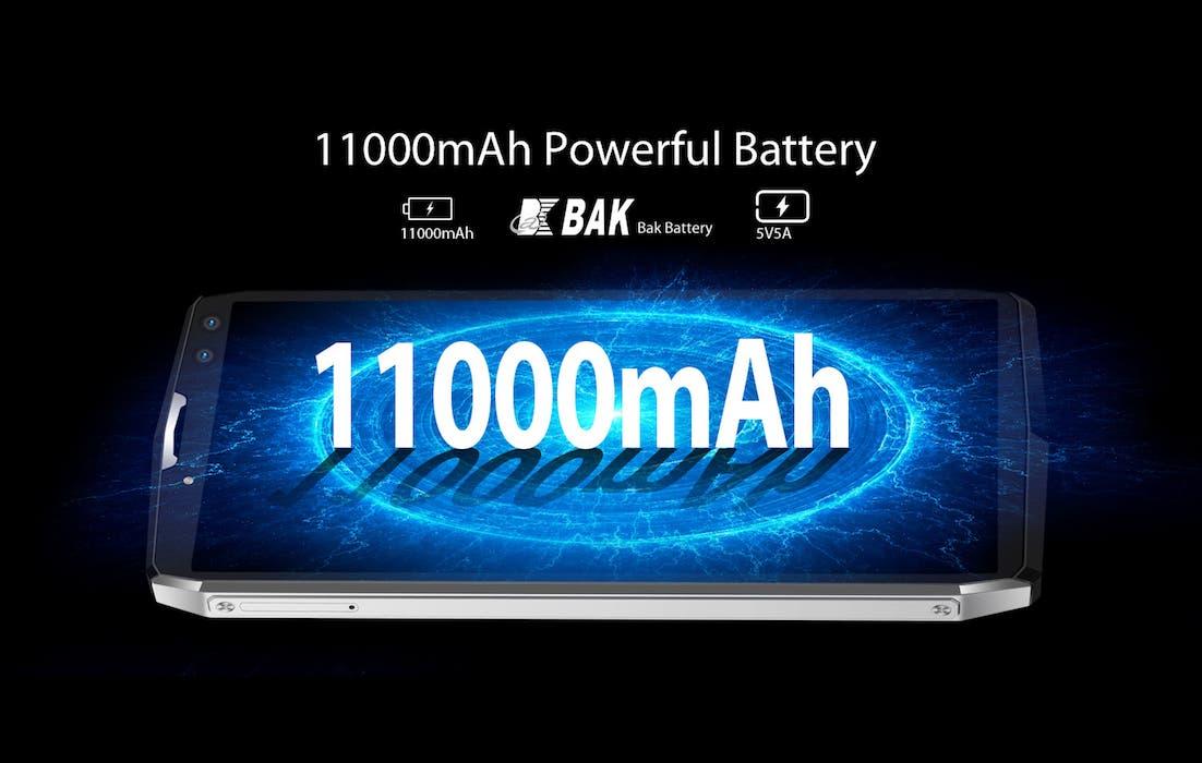 bateria del blackview p10000 pro