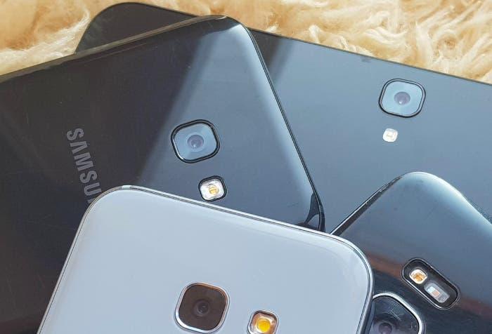 Android 8.0 Oreo para el Galaxy S7, Galaxy A5 y Galaxy A3 ya es una realidad