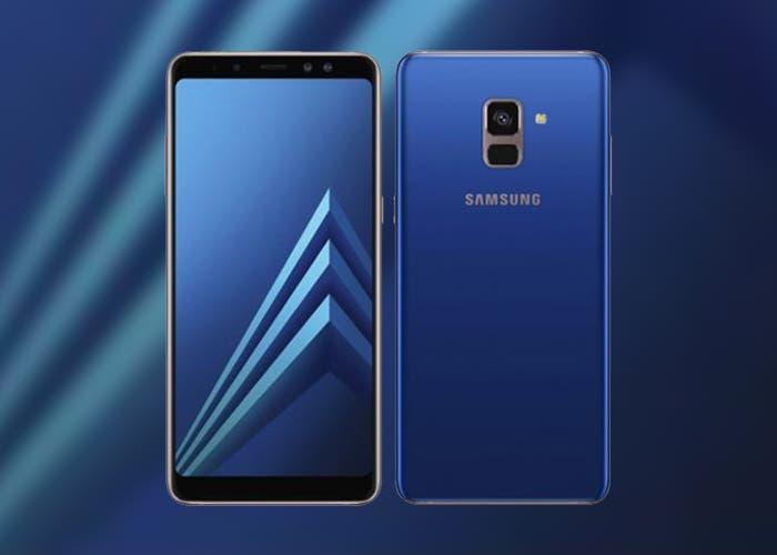 Se filtran todas las especificaciones del Samsung Galaxy A6