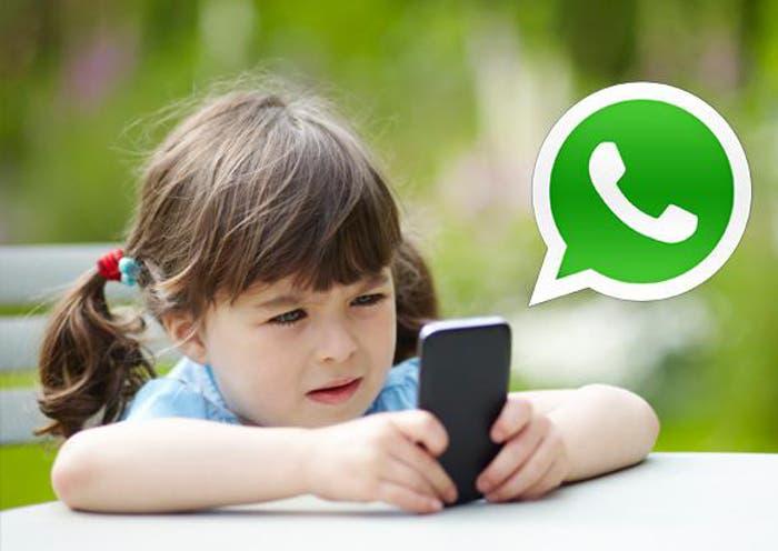 WhatsApp no te permitirá usar el servicio si tienes menos de 16 años