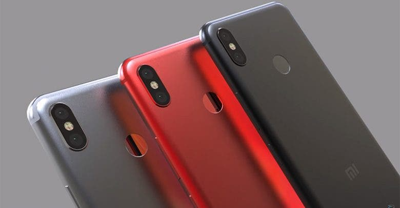 Xiaomi Mi A2 colores