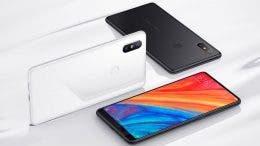 Xiaomi mi mix 2s colores