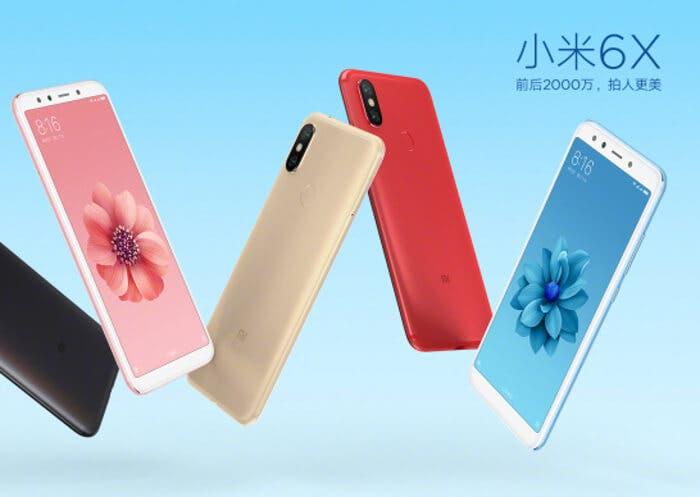 Confirmado oficialmente el procesador Qualcomm del Xiaomi Mi 6X