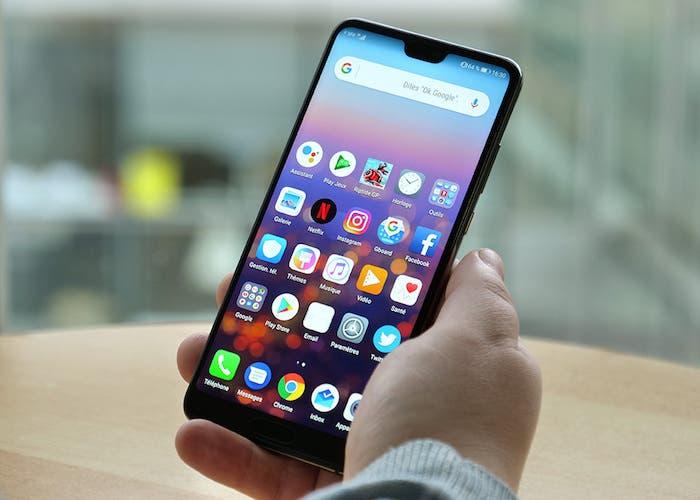 Aprovecha esta oferta del Huawei P20 con 100 euros de descuento en Amazon