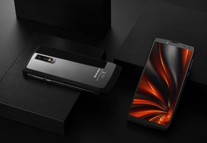 Blackview P10000 Pro, un móvil con 11.000 mAh de batería por menos de 200 euros