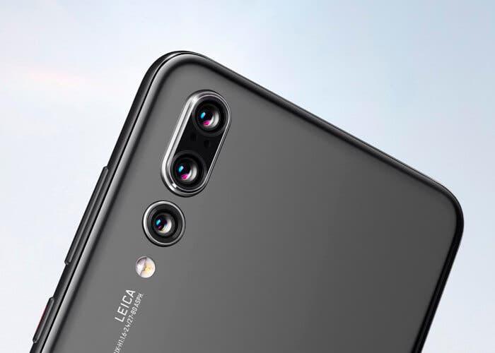 Cámaras del Huawei P20 Pro