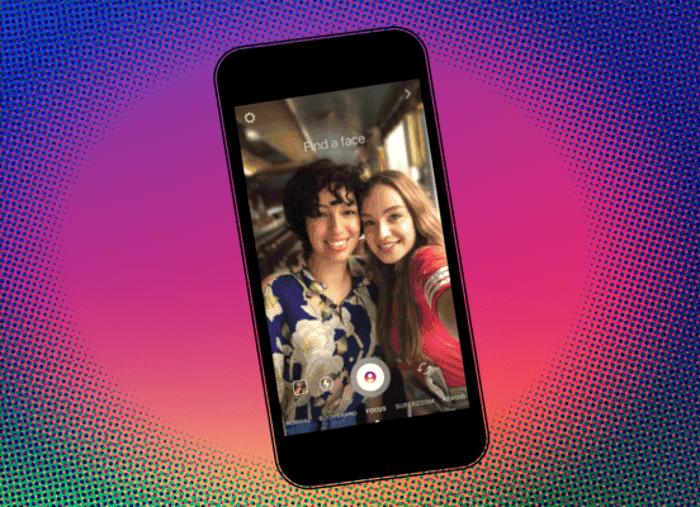 Ya disponible el nuevo modo retrato en las historias de Instagram