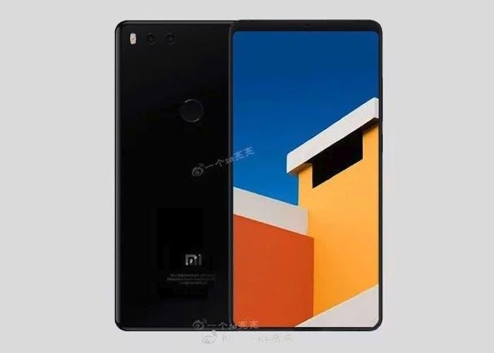 El Xiaomi Mi 7 vendrá con Notch según estas imágenes de su pantalla