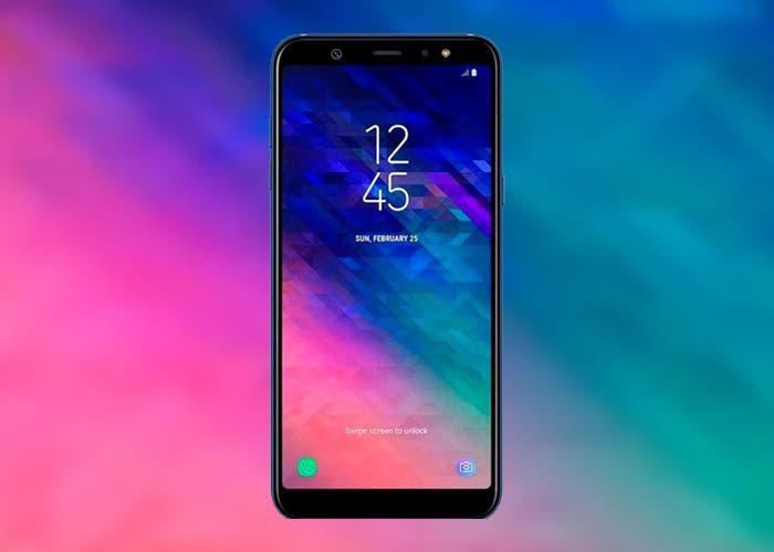 El Samsung Galaxy A6+ aparece en unas nuevas imagenes reales filtradas