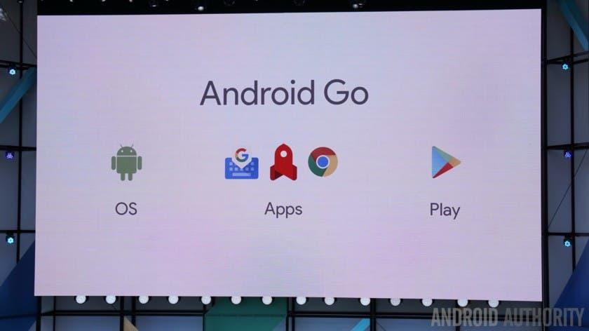 android go de google