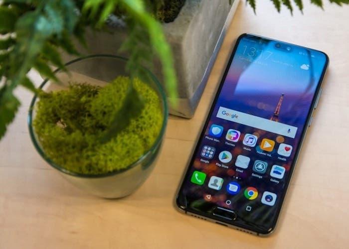 Aprovecha esta oferta del Huawei P20 por menos de 540 euros