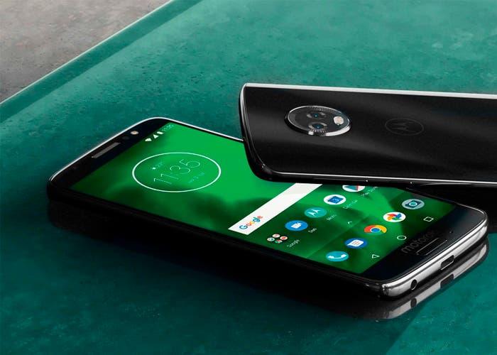 Ya puedes reservar el Motorola Moto G6 en la preventa de Amazon