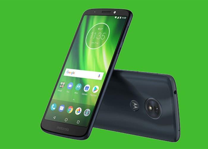 El Motorola Moto G6 Play ya es una realidad