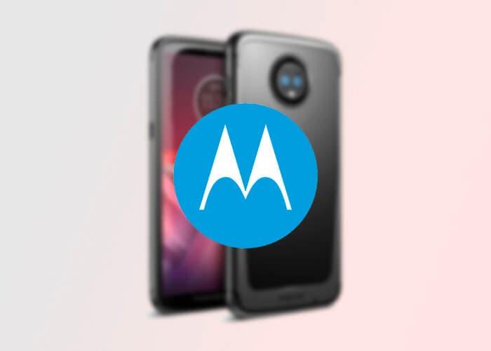 El Motorola Moto Z3 Play sale a la luz en un render oficial filtrado