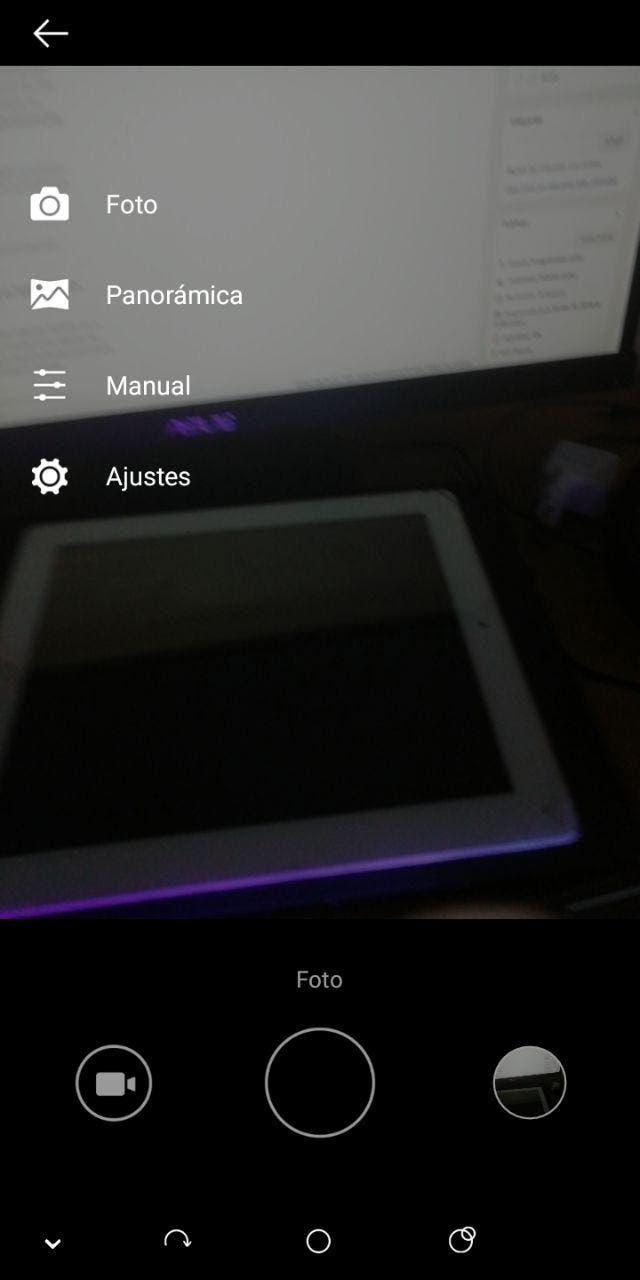 aplicación de cámara de Nokia