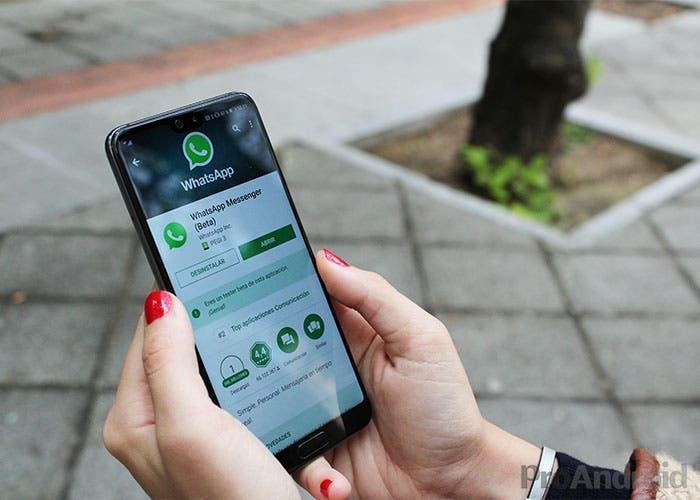 Cómo ocultar las conversaciones de WhatsApp en Android
