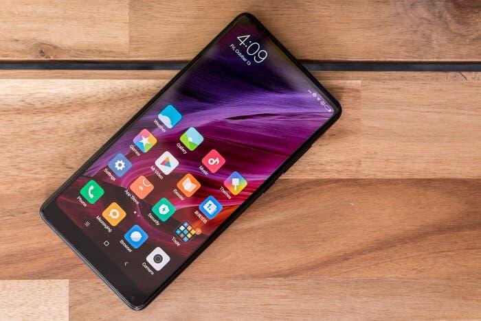 El precio del Xiaomi Mi MIX 2 baja hasta los 399 euros en España