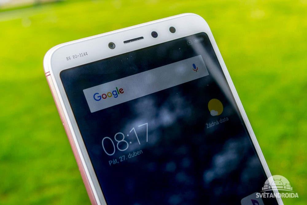 Xiaomi Redmi 2S pantalla