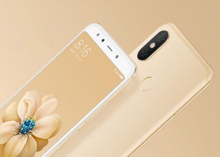 Se desvelan los fondos de pantalla del Xiaomi Mi 6X